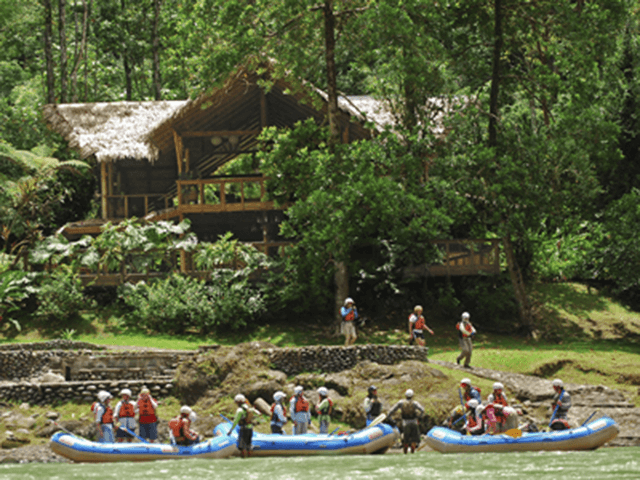 Pacuare River Rafting Adventure