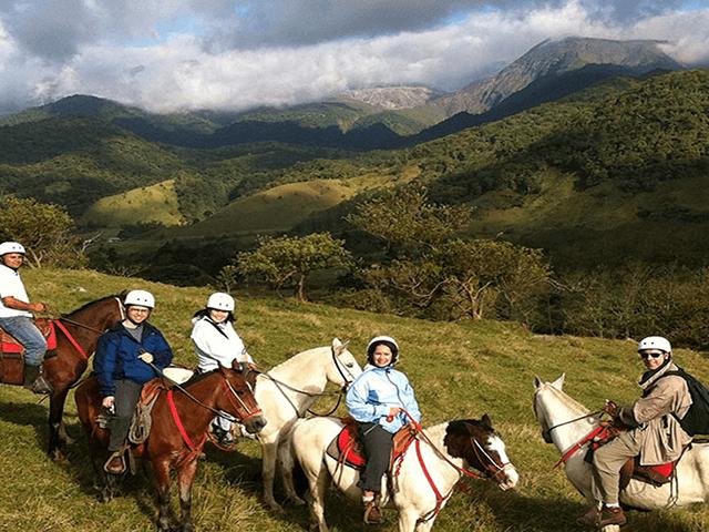 Horseback to La Fortuna Waterfall