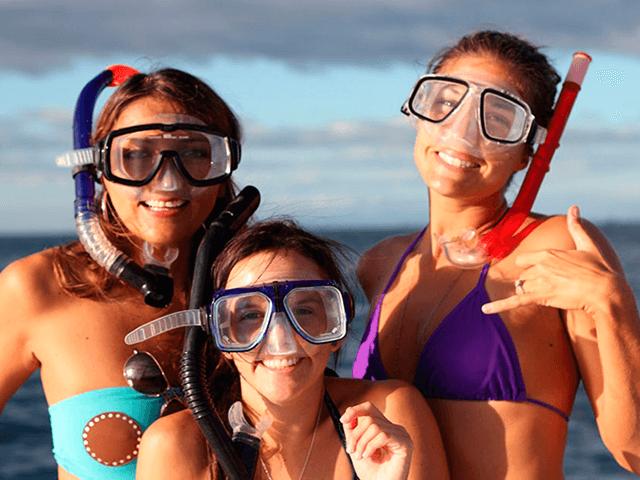 Ocean Kayaking and Snorkeling