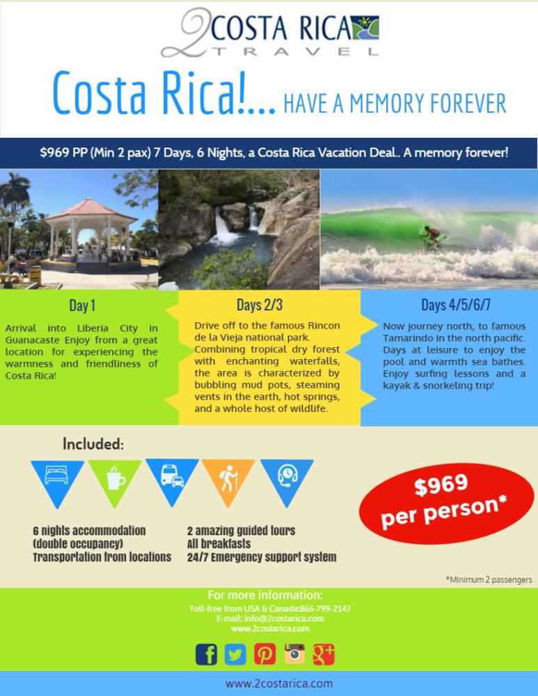 Costa Rica For 969