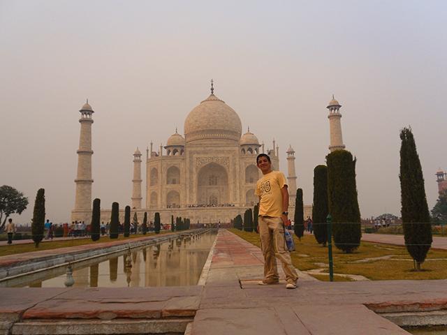 Taj-in-India
