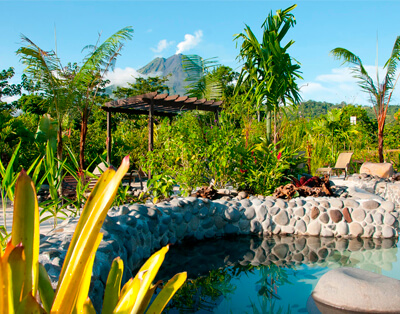Tabacon Resort and Hot Springs