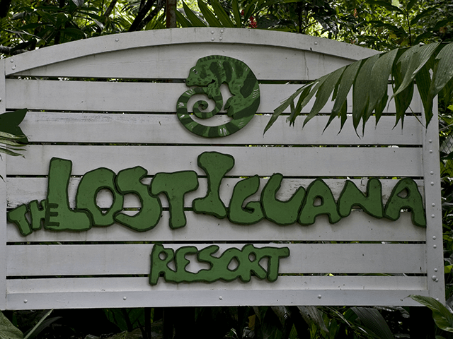 Lost Iguana Resort and Spa