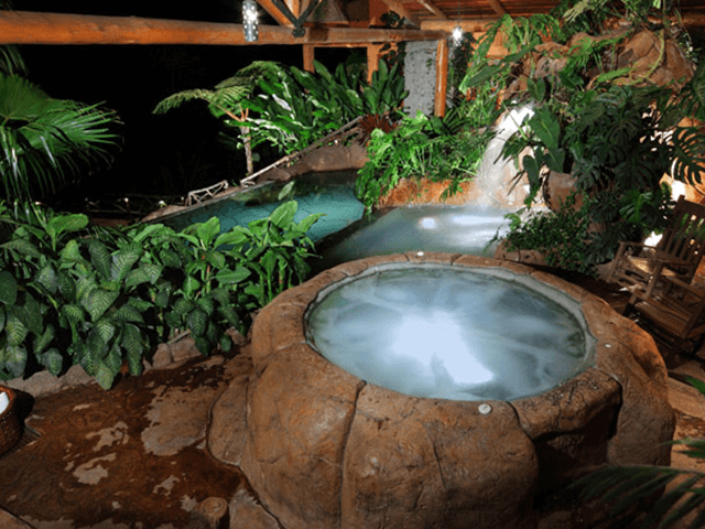 Rainforest Romance Package