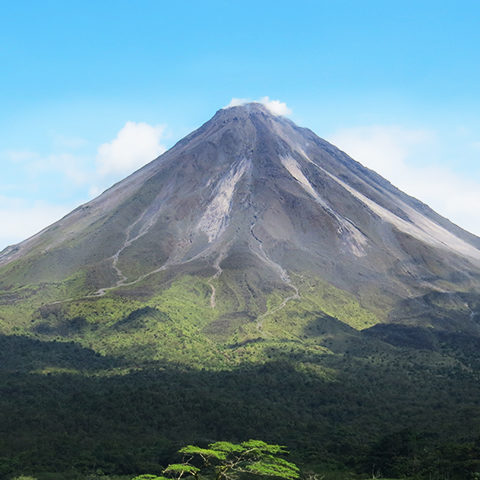 Top Vacation Destinations of Costa Rica