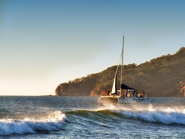 Tamarindo Catamaran